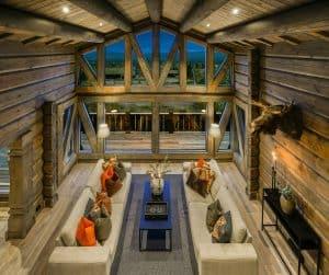 hjortero hytter