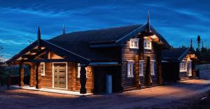 hjortero hytter, telemark