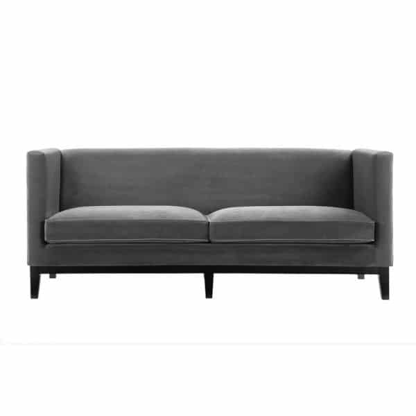 Sofa Lexington, mørk grå